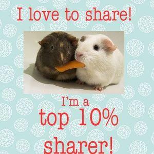 Denim - I'm a top sharer!!